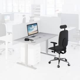Arbetsplats Bord + Stol Ljus