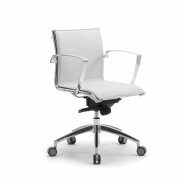 Origami LX kontorsstol med medelhög rygg