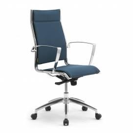 Origami X kontorsstol med hög rygg