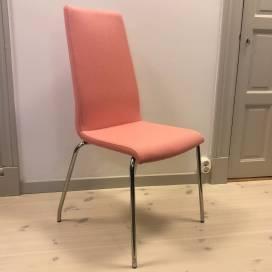 Vario Stol Helklädd, rosa DEMO-EX