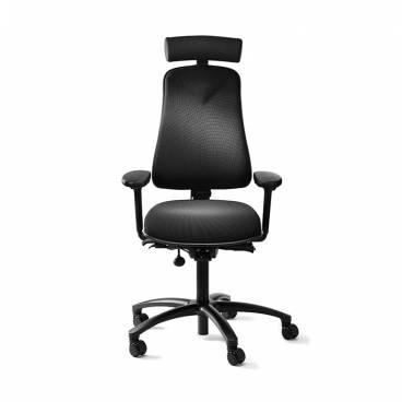 Höganäs +381, ergonomisk kontorsstol