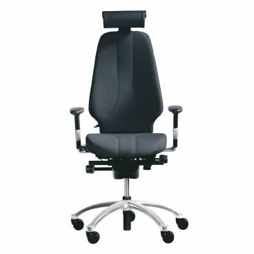 RH Logic 400 XL, kontorsstol med extra bred sits