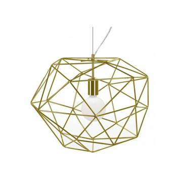 Globen Taklampa Dimond Mässing