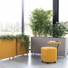 Plant Divider med hjul