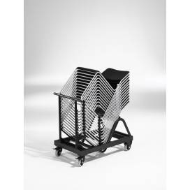 Stolsvagn till Nice Stolar (mellan 20-30 stolar)