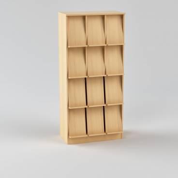 Skåp 420 Björk