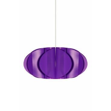 Globen Taklampa CLIQUE XL plast lila