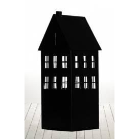Globen Golvlampa HOUSE FLOOR svart