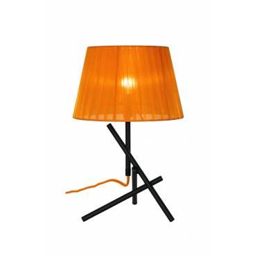 Globen Bordslampa KAXIG svart/orange