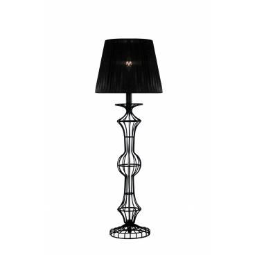Globen Bordslampa WIRE svart luffararb