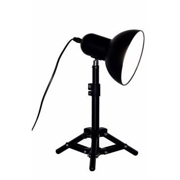 Globen Bordslampa SCOOP svart