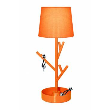 Globen Bordslampa HANGER orange