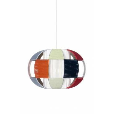 Globen Taklampa LINDA flerfärgad