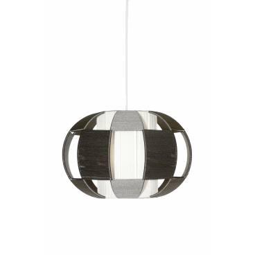 Globen Taklampa LINDA grå