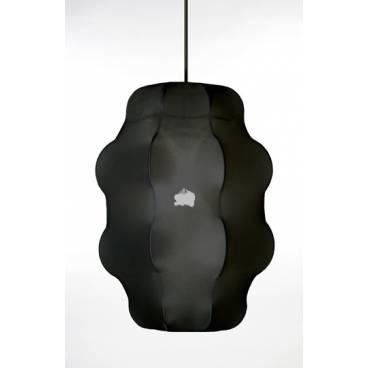 Globen Taklampa CLOUD svart textil