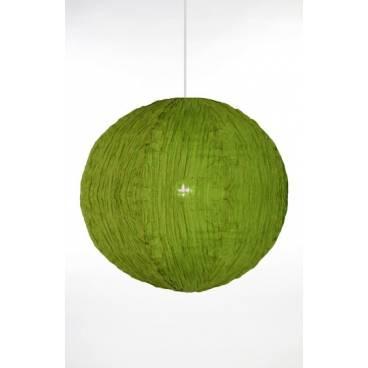 Globen Taklampa MOON grön bomull