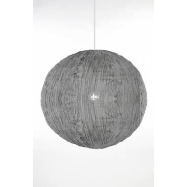 Globen Taklampa MOON grå bomull