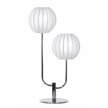 Globen Bordslampa PLASTBAND dubbel