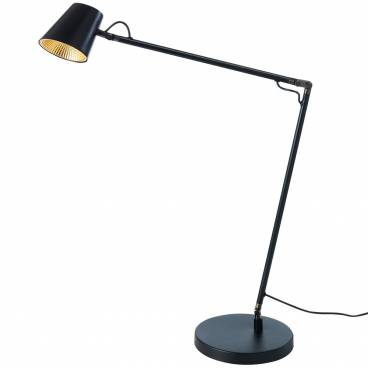 Skrivbordslampa Tokyo LED, svart