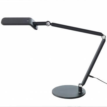 Skrivbordslampa Lissabon LED, svart
