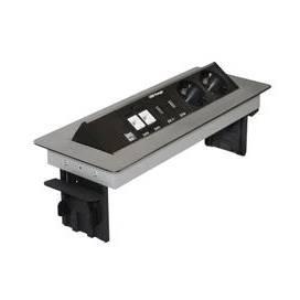 Axessline QuickBox - 2 El 2 USB Laddare 2 Data