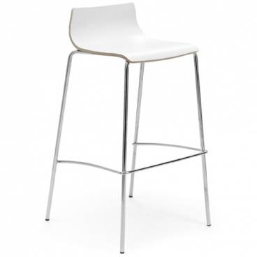 My Stool Barstol med metallben 3-pack