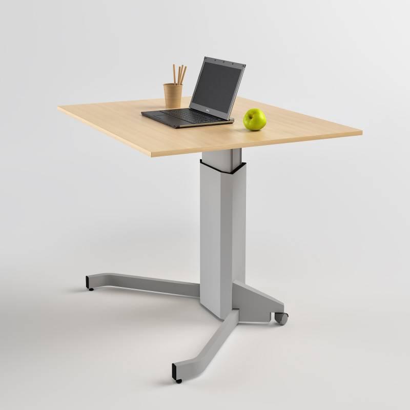 litet höj och sänkbart skrivbord