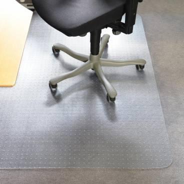 Mattskydd Standard med pigg, transparent