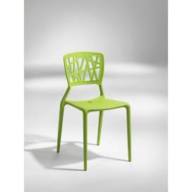 Inca Stapelbar Stol - Lime Grön