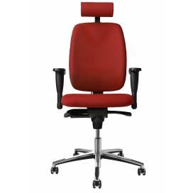 Relax kontorsstol - Röd