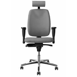 Relax kontorsstol - Grå