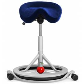 Sadelstol Back app med hjul