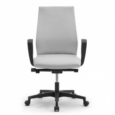 Energy ergonomisk kontorsstol med medelhögt ryggstöd