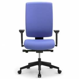 Wiki, ergonomisk kontorsstol med anpassningsbart säte och hög rygg