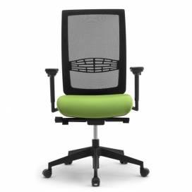 Wiki RE, ergonomisk elegant och mångsidig kontorsstol med hög rygg
