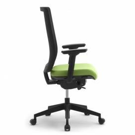 Wiki RE ergonomisk kontorsstol med hög rygg