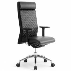 Supremo, exklusiv ergonomisk kontorsstol