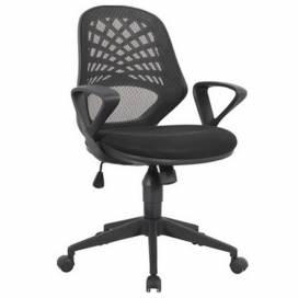 Phoenix, stilfull kontorsstol med nättrygg för bästa komfort