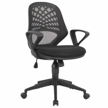 Phoenix kontorsstol med nätrygg