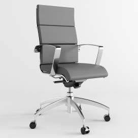 Origami CU kontorsstol med hög rygg