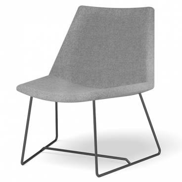 i-Chair Fåtölj på medar