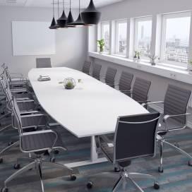 Konferensmöbler 4-16 pers Forum + Origami IN med låg rygg