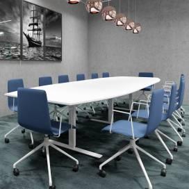 Konferensmöbler 4-16 pers Forum + Zerosedici