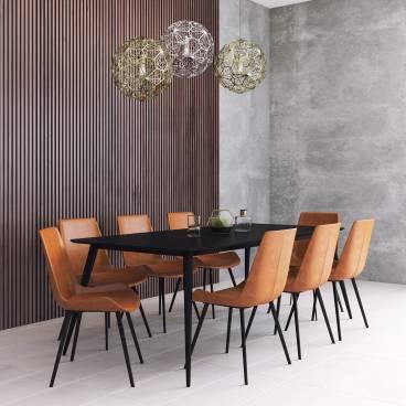 Mötesgrupp 6-8 pers Möta + Design