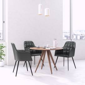 Restaurangmöbler 4 pers Rundo + Omfamna