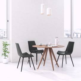 Restaurangmöbler 4 pers Rundo + Design
