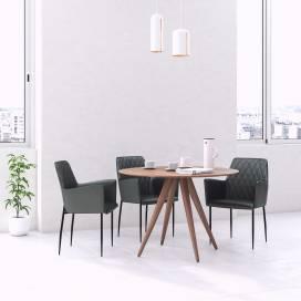 Restaurangmöbler 4 pers Rundo + Komfort