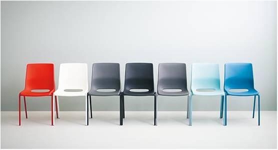 Fällbara & Stapelbara stolar