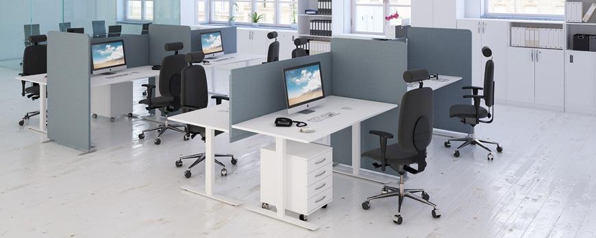 Höj och sänkbart skrivbord – Ökar lönsamheten och välbefinnandet