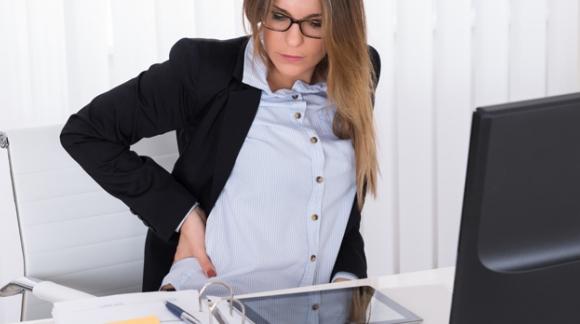 Välj rätt ergonomiska kontorsstol
